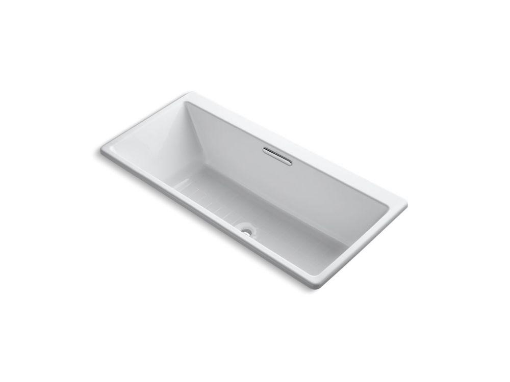 KOHLER Reve 67 inch X 32 inch Drop Inch Bath, White