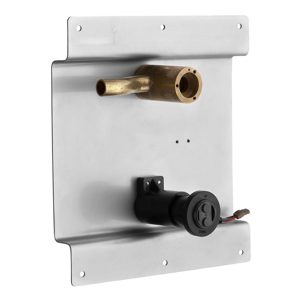 Touchless(TM) round AC valve and sensor kit