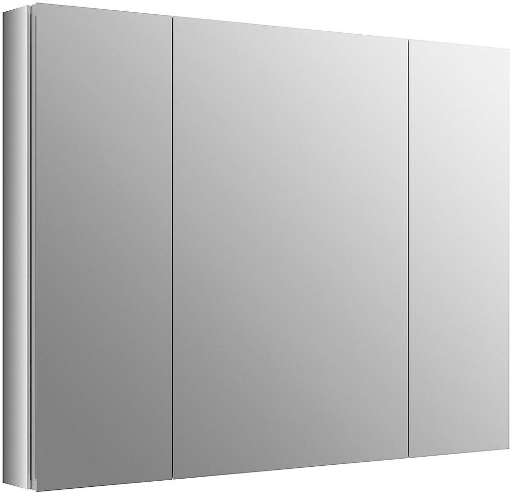 Excellent Verdera 40 Inch W X 30 Inch H Aluminum Medicine Cabinet Download Free Architecture Designs Sospemadebymaigaardcom