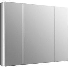 Verdera 40 inch W X 30 inch H Aluminum Medicine Cabinet