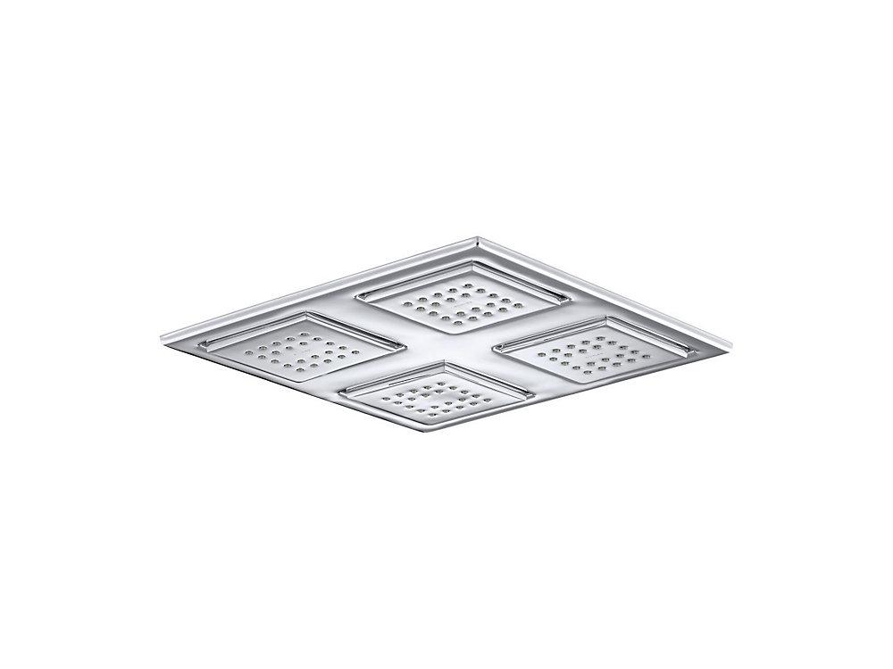 Kohler Watertile Rain Overhead Showering Panel Polished
