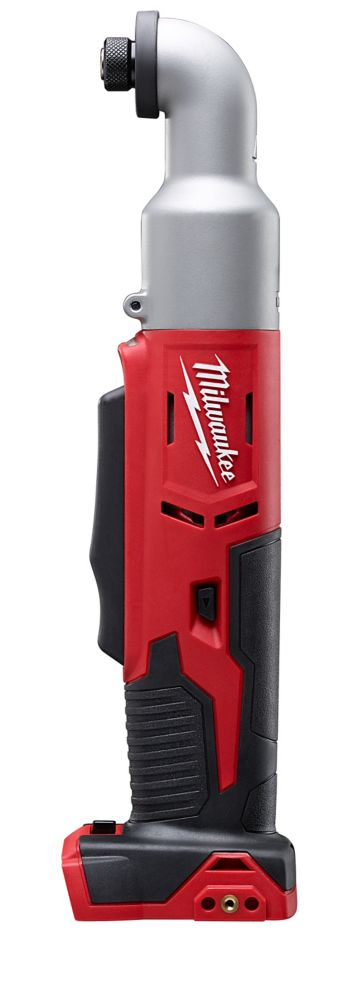 Milwaukee Tool M18 18-Volt Lithium-Ion Cordless 1/4 inch 2-Speed Right Angle Impact Driver Kit