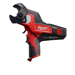 Milwaukee Tool M12 12-Volt Lithium-Ion Cordless 600 MCM Cable Cutter (Tool-Only)