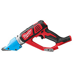 M18 18-Volt Lithium-Ion Cordless 16-Gauge Double Cut Metal Shear (Tool Only)