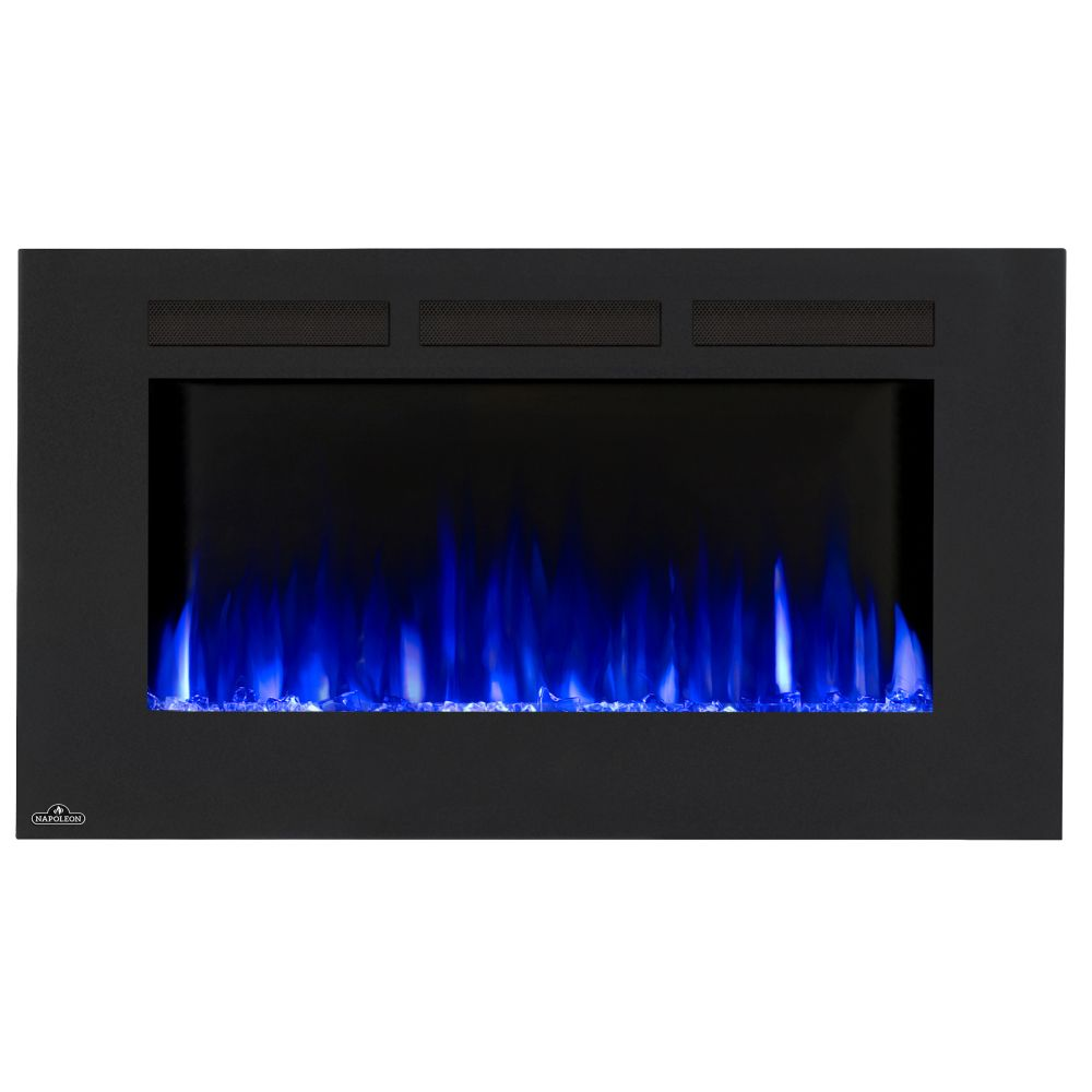 Napoleon Allure 42-inch Linear Wall Mount Electric Fireplace
