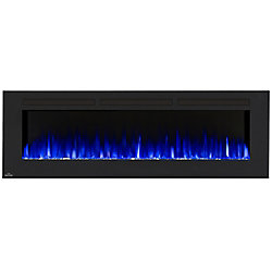 Napoleon Allure 72-inch Linear Wall Mount Electric Fireplace