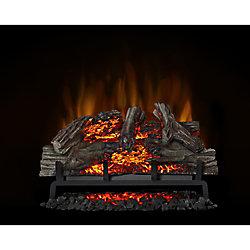 Napoleon Woodland 27-inch Electric Log Fireplace Insert