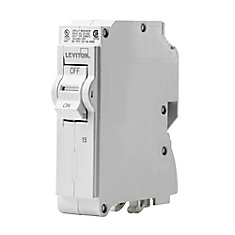 1-Pole 15A 120V Plug-on Circuit Breaker