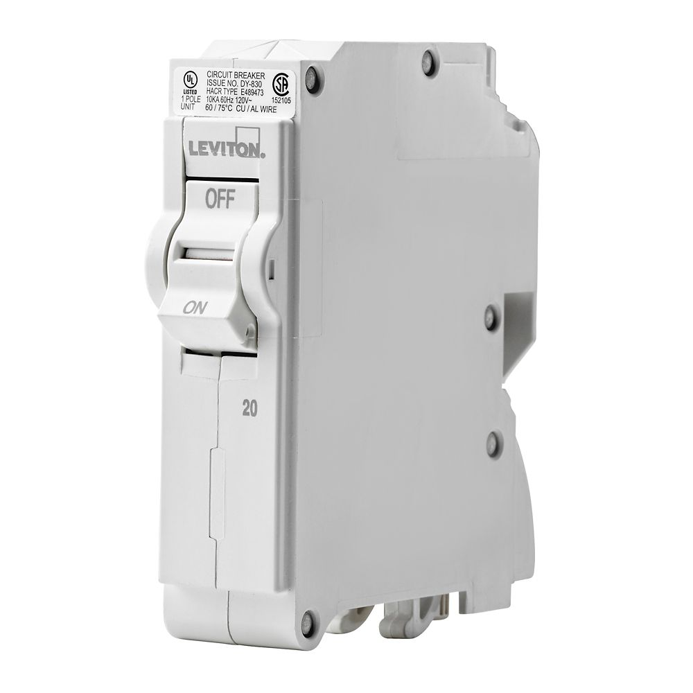 Siemens 20A 1 Pole 120V Twin Type Q Breaker | The Home Depot Canada