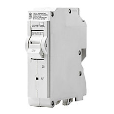 1-Pole 20A 120V AFCI Plug-on Circuit Breaker
