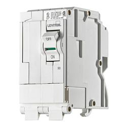 Leviton 90A 120/240V Bipolaire disjoncteur enfichable