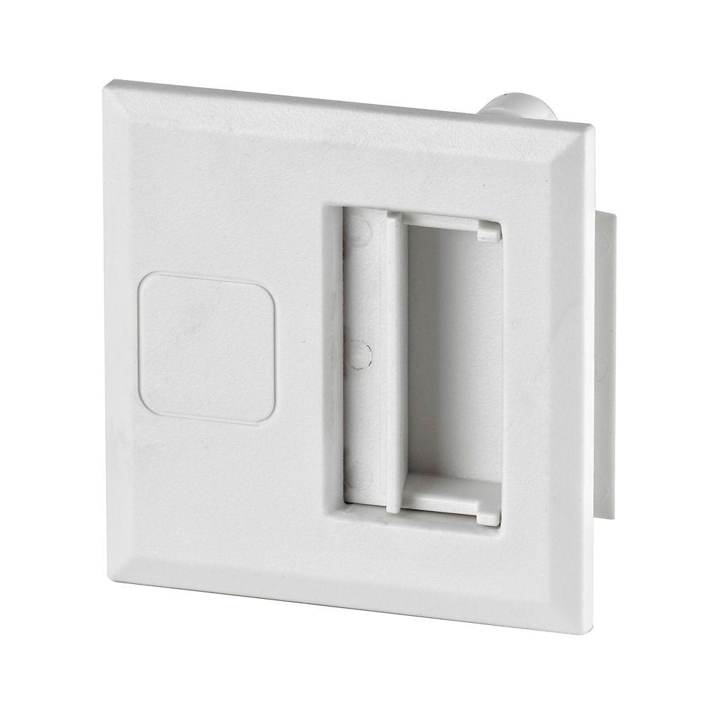 Leviton Door Latch Kit with Lock for Indoor Load Center Enclosures