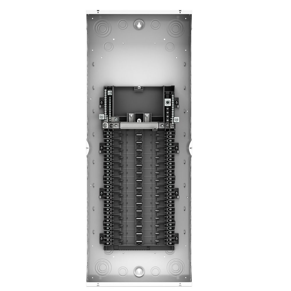 225A 120/240V 42 Circuit 42 Spaces Indoor Load Center and Window Door with Main Lugs