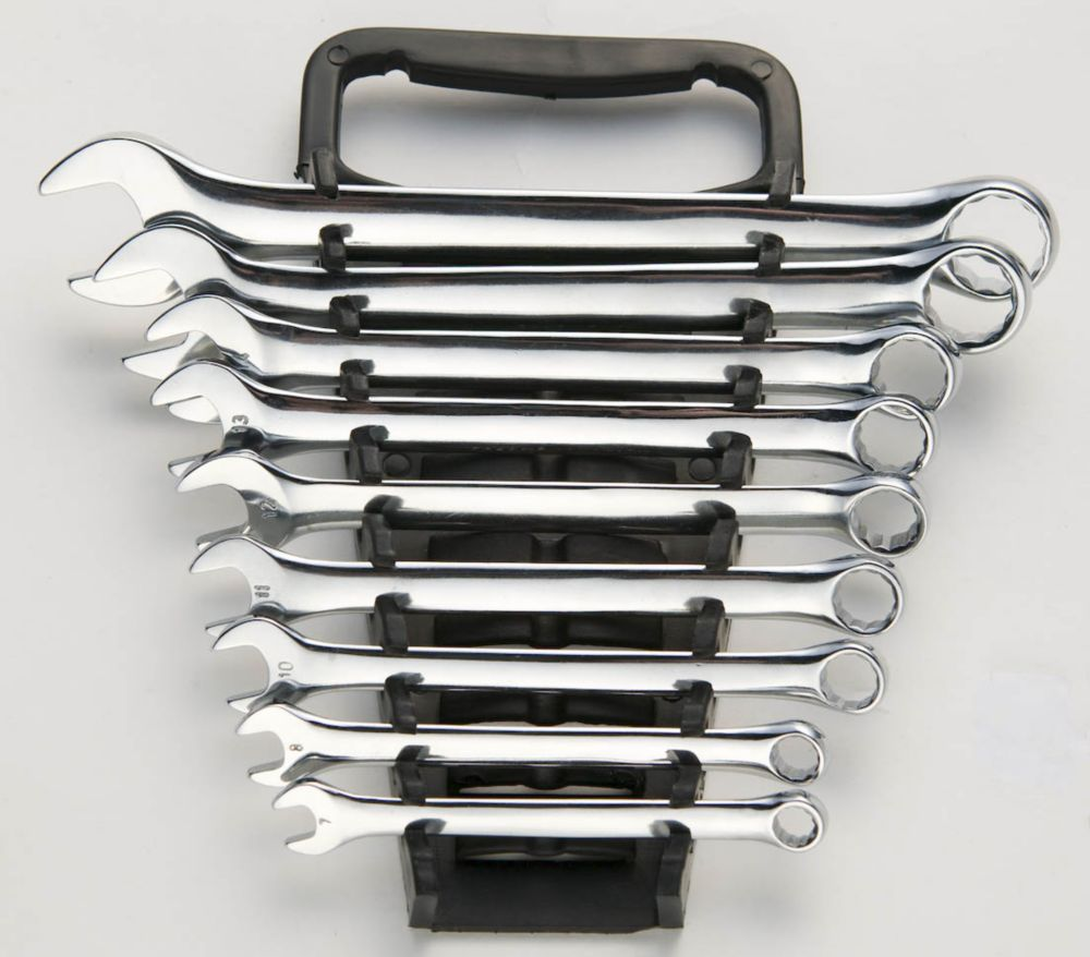 SAE (Imperial) Combination Wrench Set (9-piece)