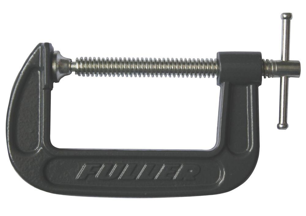 Fuller Pro Series 4-inch C-Clamp