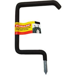 Fuller Heavy Duty Screw-In Utility Hook with Protective Foam Rubber
