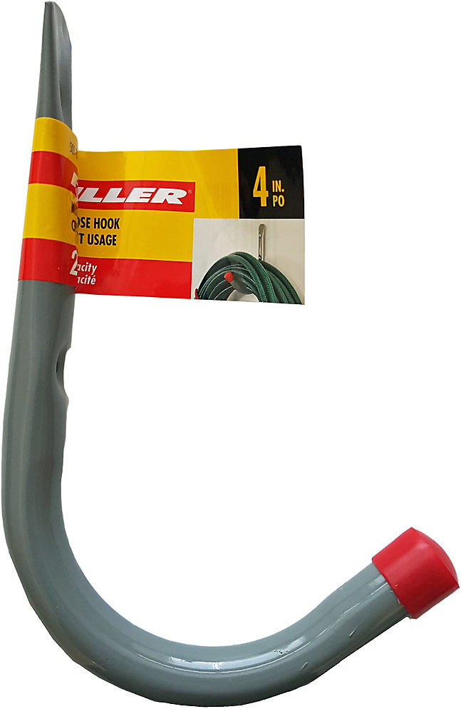 4-inch Multi-Purpose Hook with 25-Pound Capacity