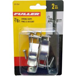 Fuller 7/8-inch Spring-Loaded Storage Grips (2-Piece)
