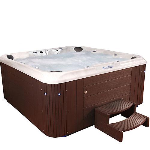 Eminence 80 Jet Espresso Acrylic Hot Tub 240V