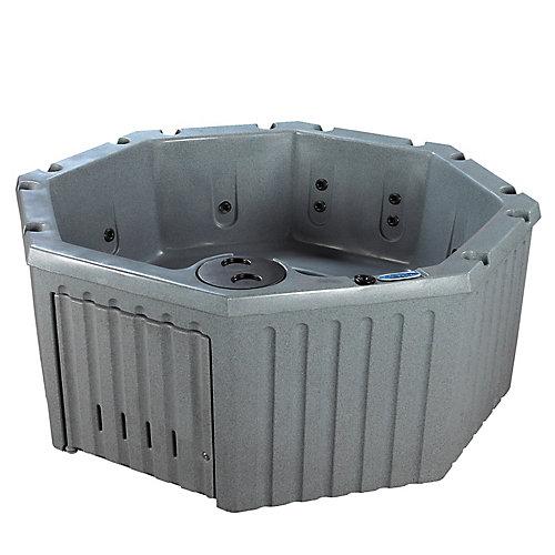 Retreat 11 Jet Grey Standard Hot Tub PLUG & PLAY