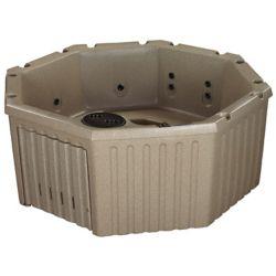 Aqualife Retreat 11 Jet Cobblestone Standard Hot Tub PLUG & PLAY