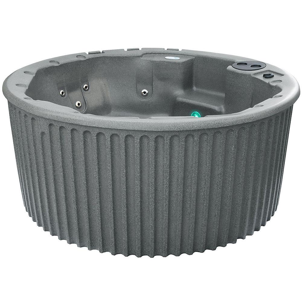 a9fe582da7c6 Aqualife Haven 20 Jet Grey Standard Hot Tub PLUG & PLAY | The Home ...