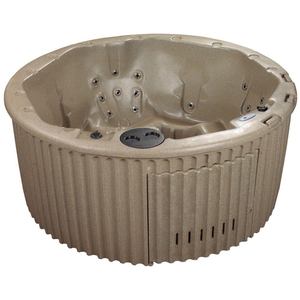 Aqualife Haven 20 Jet Cobblestone Standard Hot Tub PLUG & PLAY