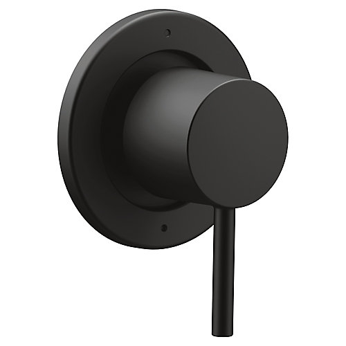 Voss Valve Trim in Matte Black (Valve Sold Separately)