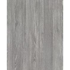 346-0587 Home Décor Self Adhesive Film 17-inch x 78-inch Oak Sheffield Pearl Grey - 2 Pack