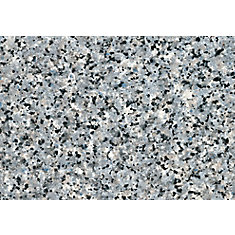 346-8049 Home Décor Self Adhesive Film 26-inch x 78-inch Granite Grey - 1 Pack