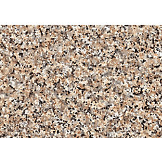 346-8050 Home Décor Self Adhesive Film 26-inch x 78-inch Granite Beige - 1 Pack