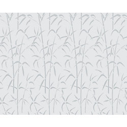 D-C-Fix 338-0023 Home Decor Static Cling Window Film 17-inch x 59-inch Bamboo - (2-Pack)