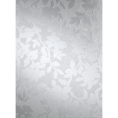 338-8027 Home Décor Static Cling Window Film 26-inch x 59-inch Spring - 1 Pack