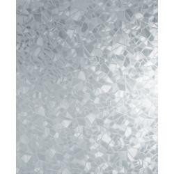 D-C-Fix 346-0166 Home Decor Self Adhesive Window Film 17-inch x 78-inch Splinter - (2-Pack)