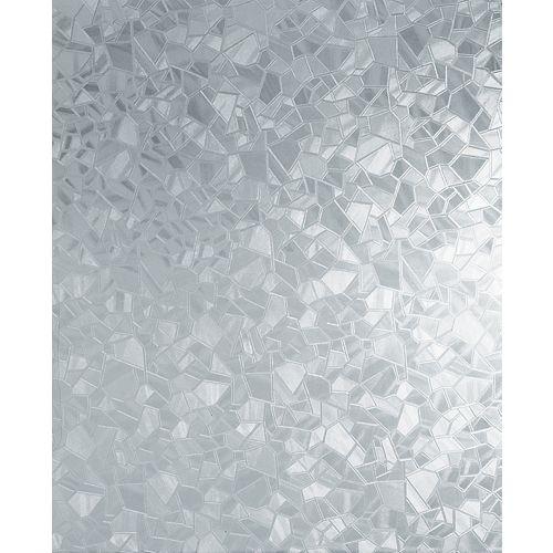 D-C-Fix 338-8019 Home Decor Static Cling Window Film 26-inch x 59-inch Splinter