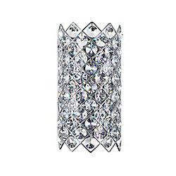 Chique 7-inch 4 Light Wall Sconce with Chrome Finish