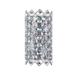CWI Lighting Chique 7-inch 4 Light Wall Sconce with Chrome Finish