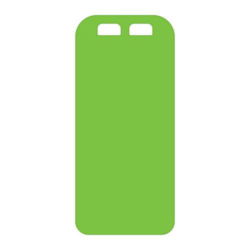 Tapis de glisse enroulé 36 po vert