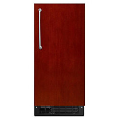 15-inch Automatic 25 lb. Ice Maker in Panel Ready