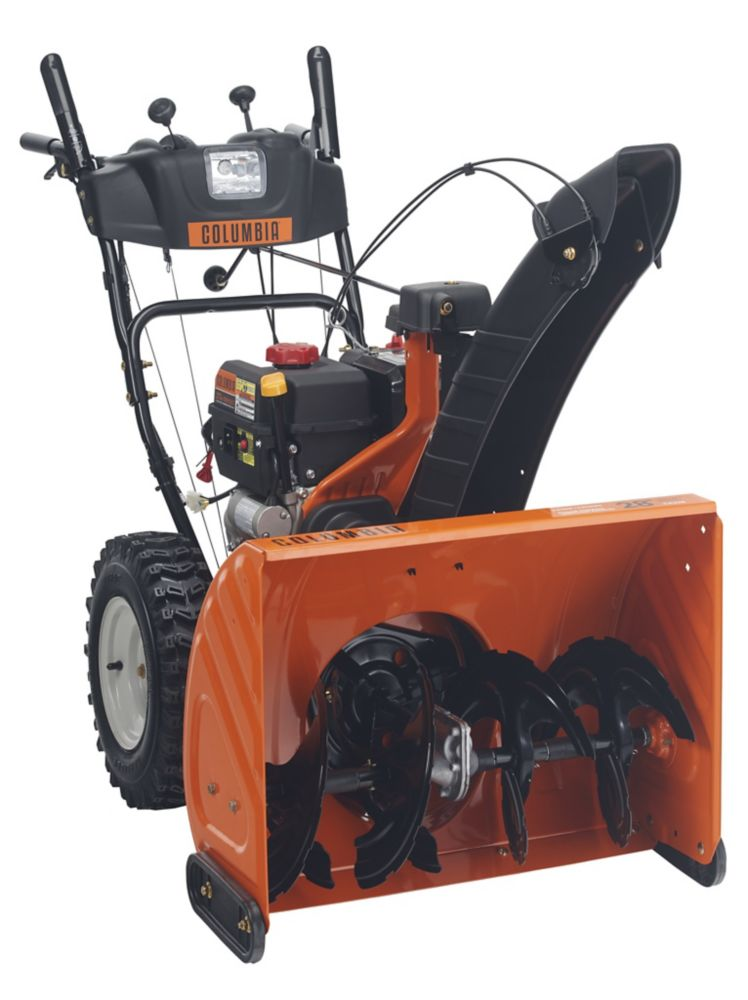 Columbia 26-inch Two-Stage Snow Blower
