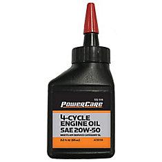 2.2 oz. SAE 20W-50 4-cycle Oil