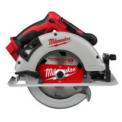 Milwaukee Tool M18 18-Volt Lithium-Ion Brushless Cordless 7-1/4 inch Circular Saw (Tool-Only)