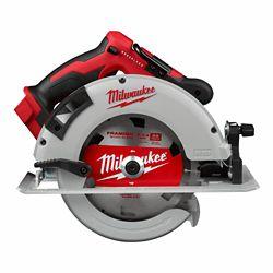 Milwaukee Tool Scie circulaire sans fil M18 de 18 V au lithium-ion sans balai, sans outil (outil seulement)