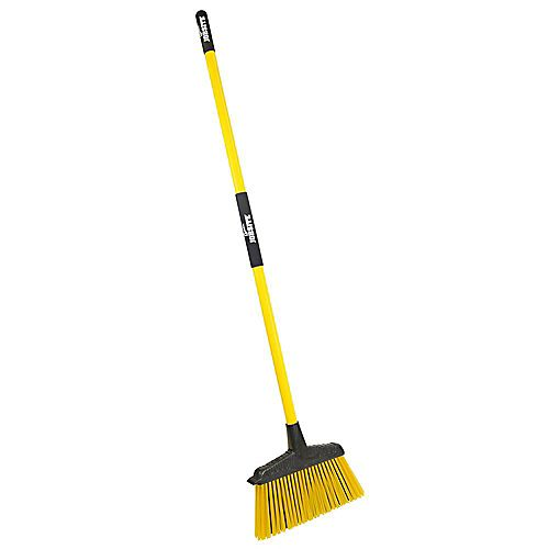 Jobsite Super-Duty Multi-Surface Fiberglass Upright Broom