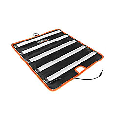RIDGID 18V Lithium-Ion Cordless LED Mat Light (Tool Only)