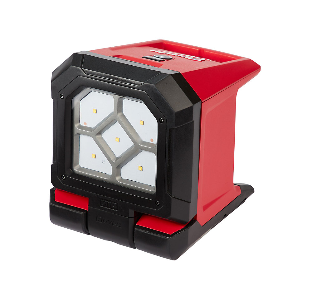 M18 18V Lithium-Ion Cordless 1500-Lumen ROVER LED Mounting Portable Flood Light (Tool-Only)
