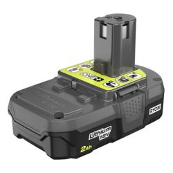 RYOBI 18V ONE+ 2.0Ah Compact Lithium-Ion Battery Pack