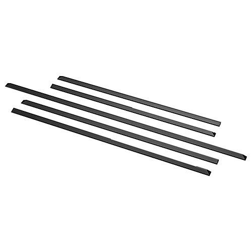 Slide-in Range Filler Kit in Diamond Grey