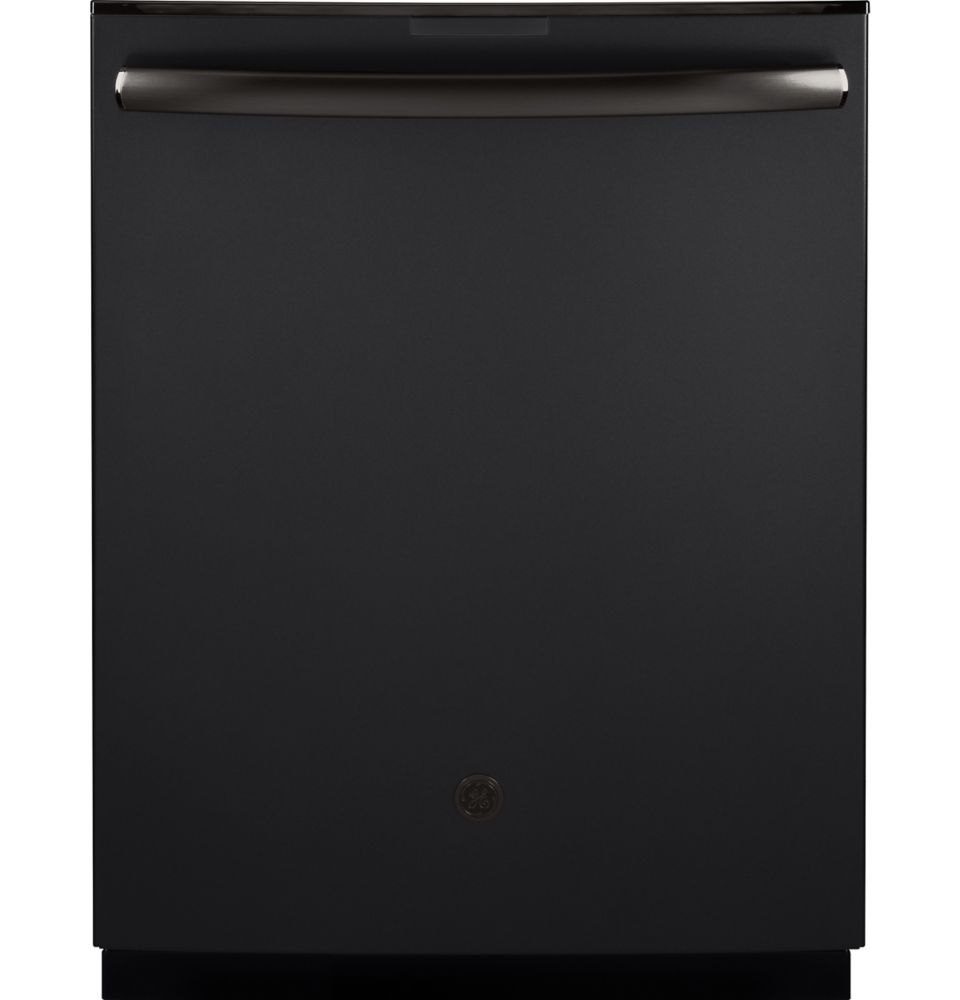 GE Profile Performance Built-In Tall Tub Dishwasher with Hidden Controls - Black Slate - ENERGY STAR®