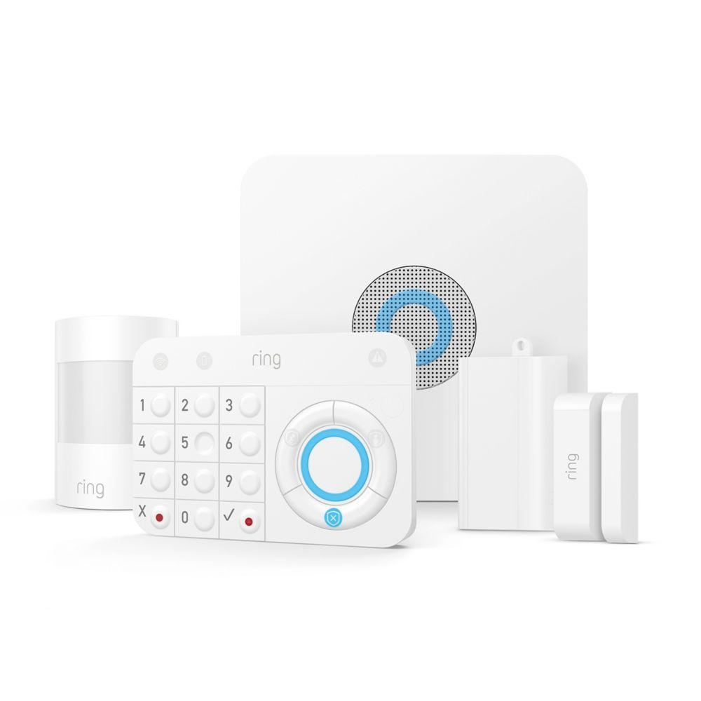 Ring Alarm Security System Starter Kit